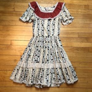 Rockmount Ranch Wear Vintage Swing Dance Dress